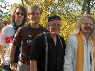 Maybug - die Band